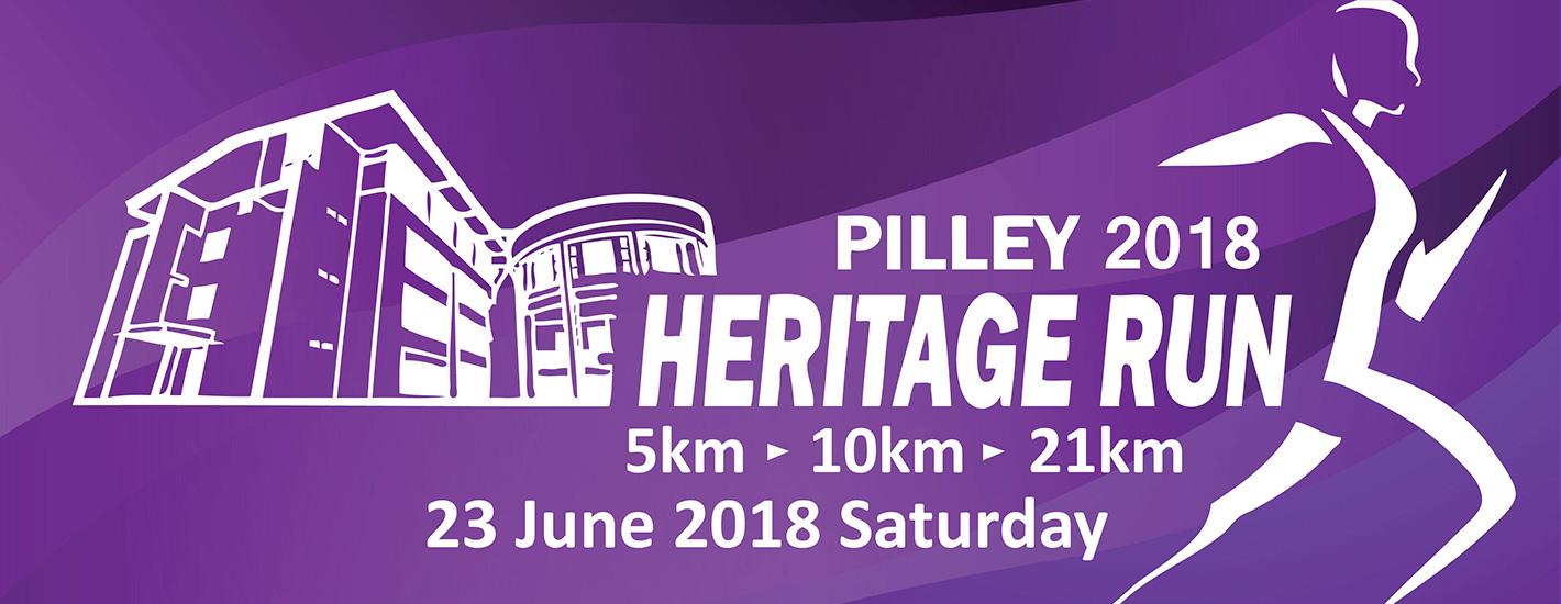 Pilley Heritage Run